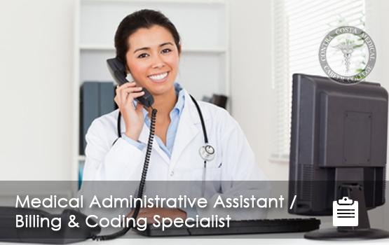 Administrative Medical Assistants