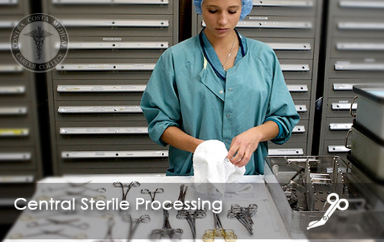 Sterile Processing Technician – Contra Costa Medical Career College