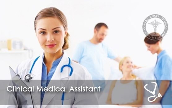 clinical medical assisting contra costa medical career college